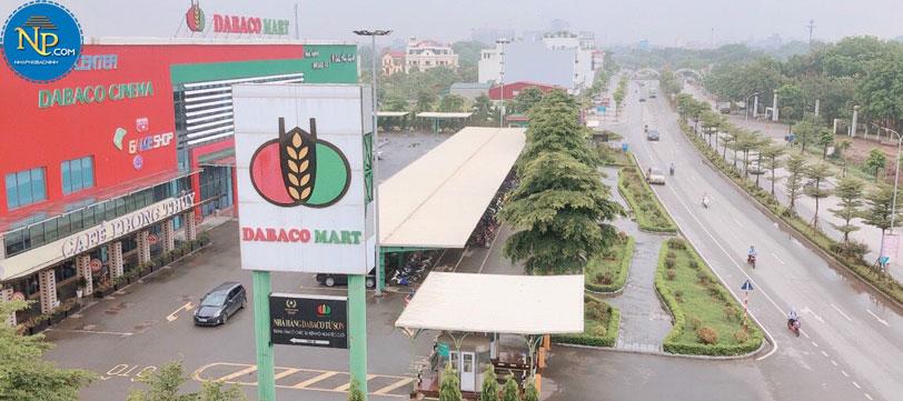 Siêu thị - Cinema Dabaco