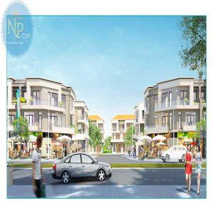 Nhà phố thương mại Centa City  – Giá rẻ chỉ bằng căn nhà liền kề?