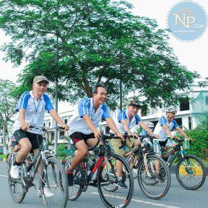 Sự kiện đạp xe vì cộng đồng Centa City Open tại VSIP Bắc Ninh - vui vẻ và gắn kết