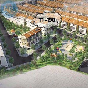 Bán nhà phố liền kề Belhomes thiết kế không gian Xanh - Hướng View 2 công viên