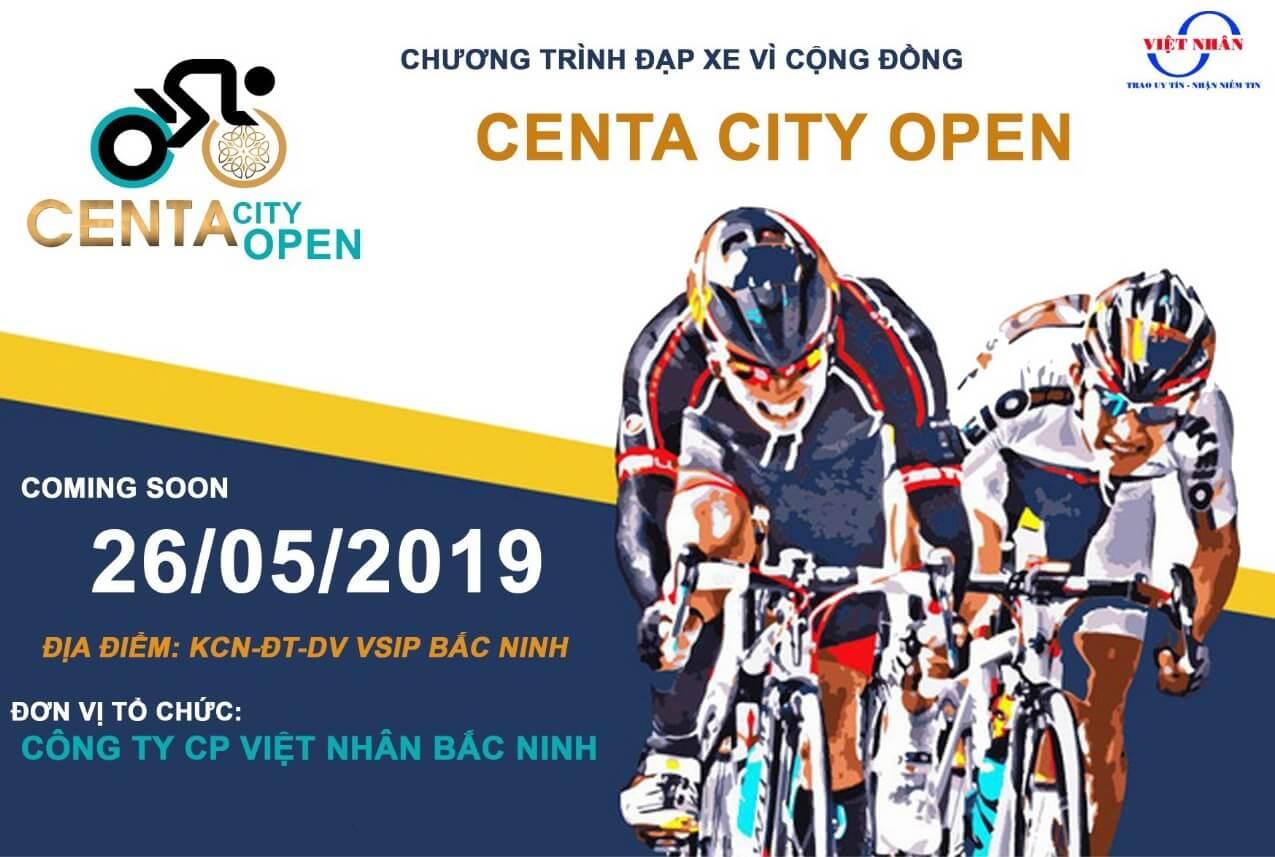 centa-city-open-dap-xe-vi-cong-dong