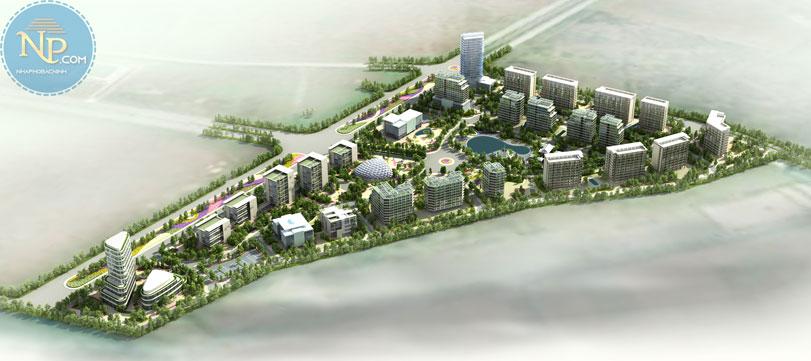 Khu công nghệ cao Inno-Biz Hub ( Business Hub )