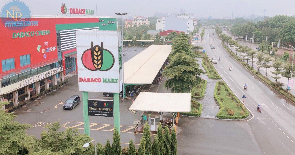 Trung tâm thương mại Dabaco